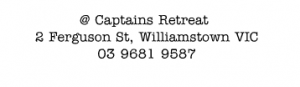 Captains Retreat Contact