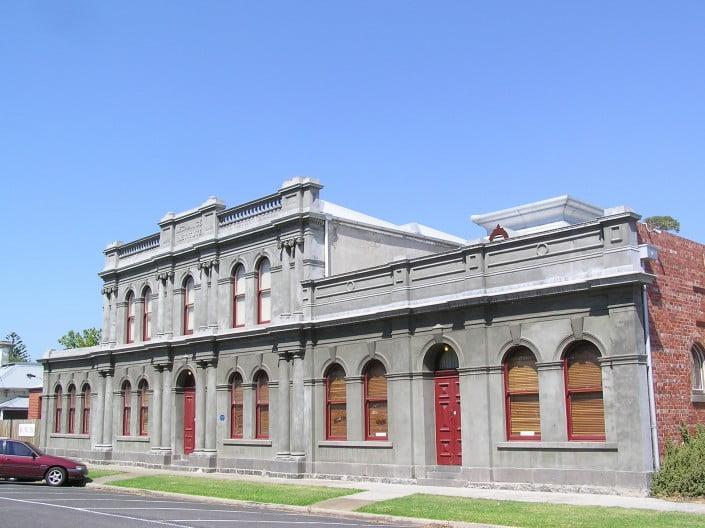 Williamstown Theatre Mechanics Institute